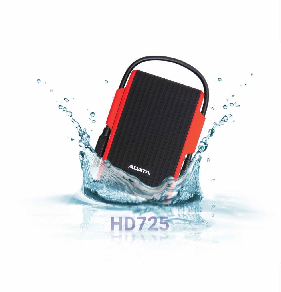 هارد اکسترنال اي ديتا مدل HD725