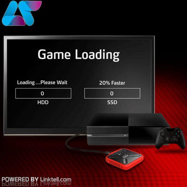 اس اس دی اکسترنال اي ديتا مدل SD700X