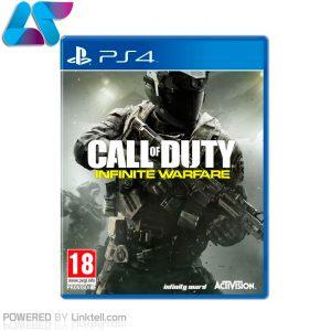 بازی Call of Duty: Infinite Warfare مخصوص PS4 ریجن 2