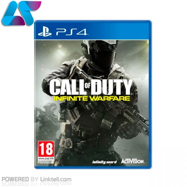 بازی Call of Duty: Infinite Warfare مخصوص PS4 ریجن 2