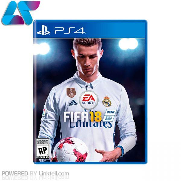بازی Fifa 18 مخصوص PS4 ریجن 2