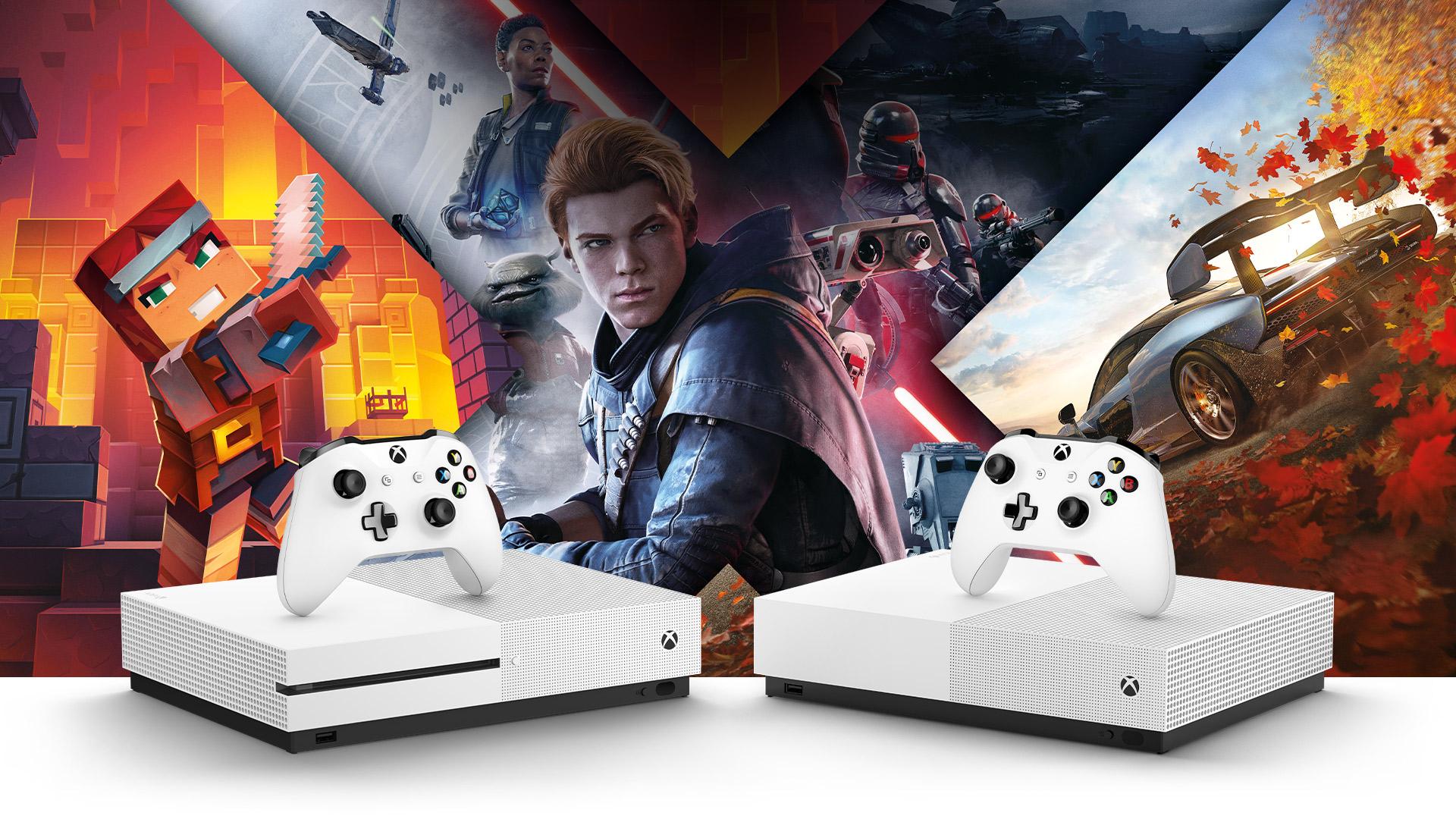 کنسول بازي مايکروسافت مدل Xbox One S