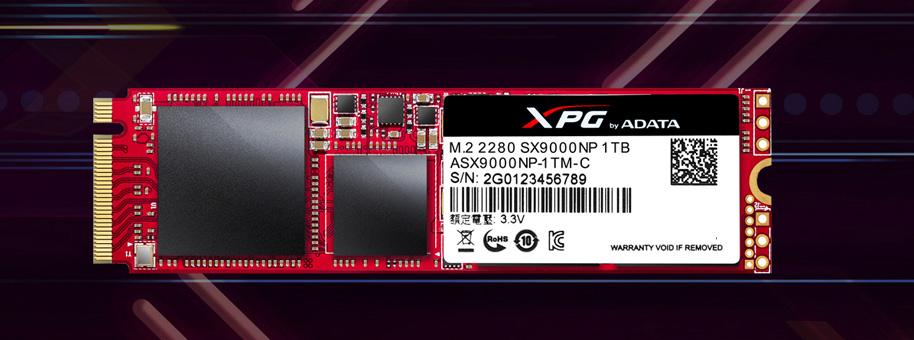 اس اس دی اینترنال ای دیتا مدل SX9000
