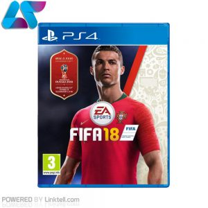 بازی Fifa 18 World Cup Russia مخصوص PS4 ریجن 2