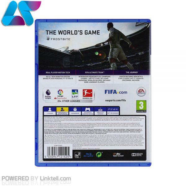 بازی Fifa 18 World Cup Russia مخصوص PS4 ریجن 2
