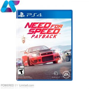 بازی Need For Speed Pay Back مخصوص PS4 ریجن 3