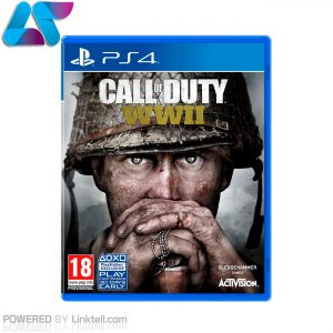 بازی Call Of Duty: WWII مخصوص PS4 ریجن 2