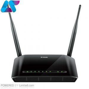مودم روتر ADSL2 Plus بی سیم N300 دی-لینک مدل DSL-2740U