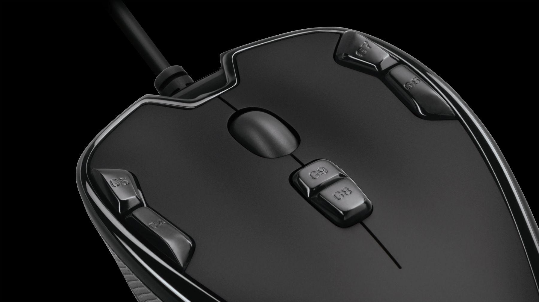 ماوس مخصوص بازی لاجیتک مدل G300s