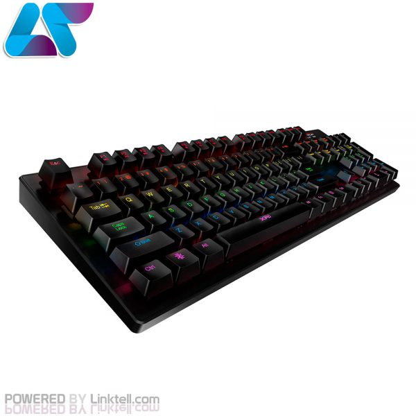 کیبورد گیمینگ ای دیتا ایکس پی جی مدل INFAREX K20