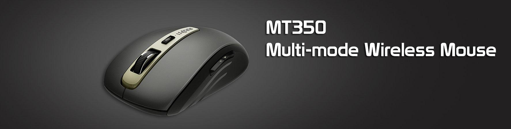 ماوس بی سیم رپو مدل MT350