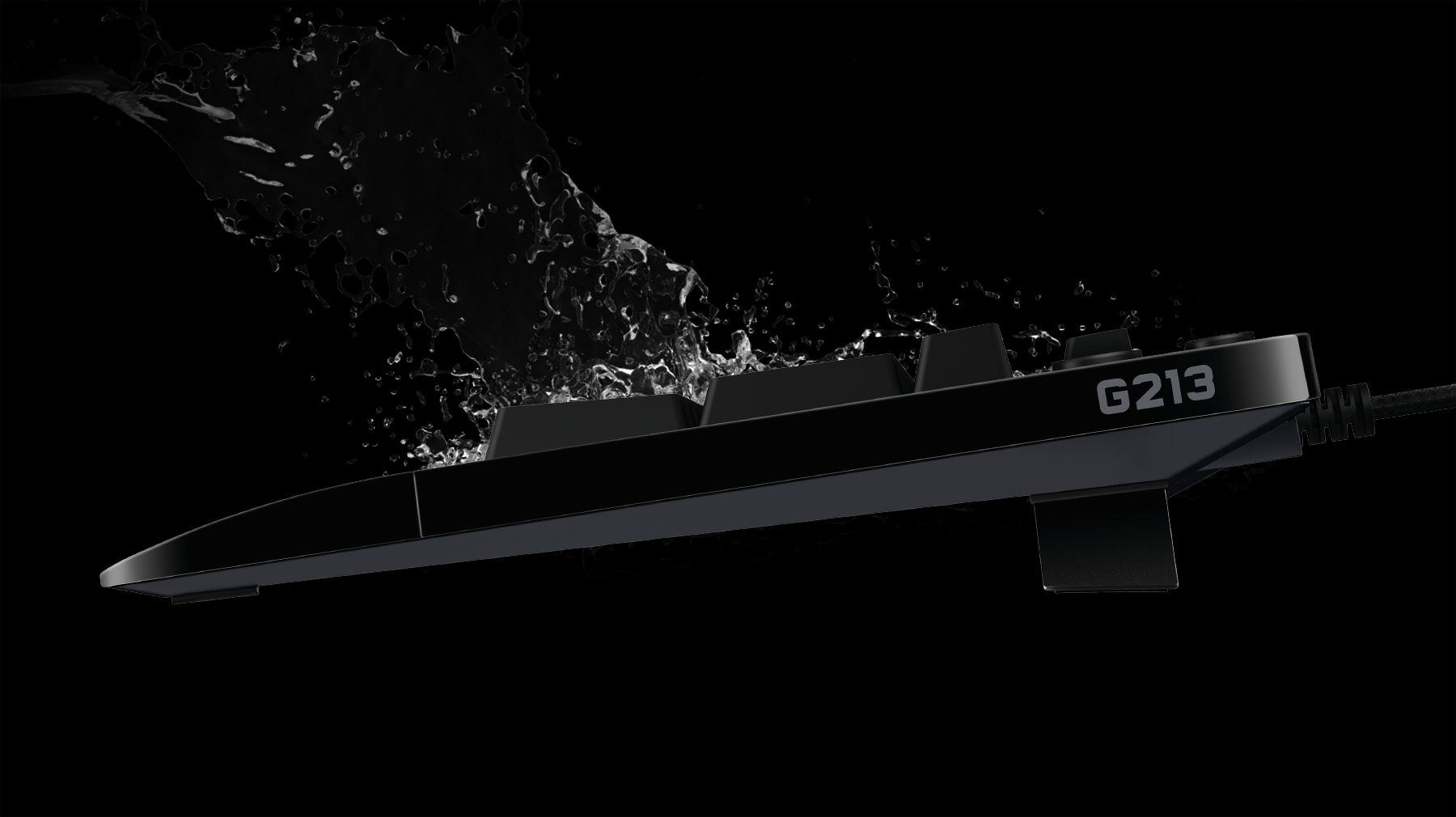 کیبورد گیمینگ باسیم لاجیتک مدل G213