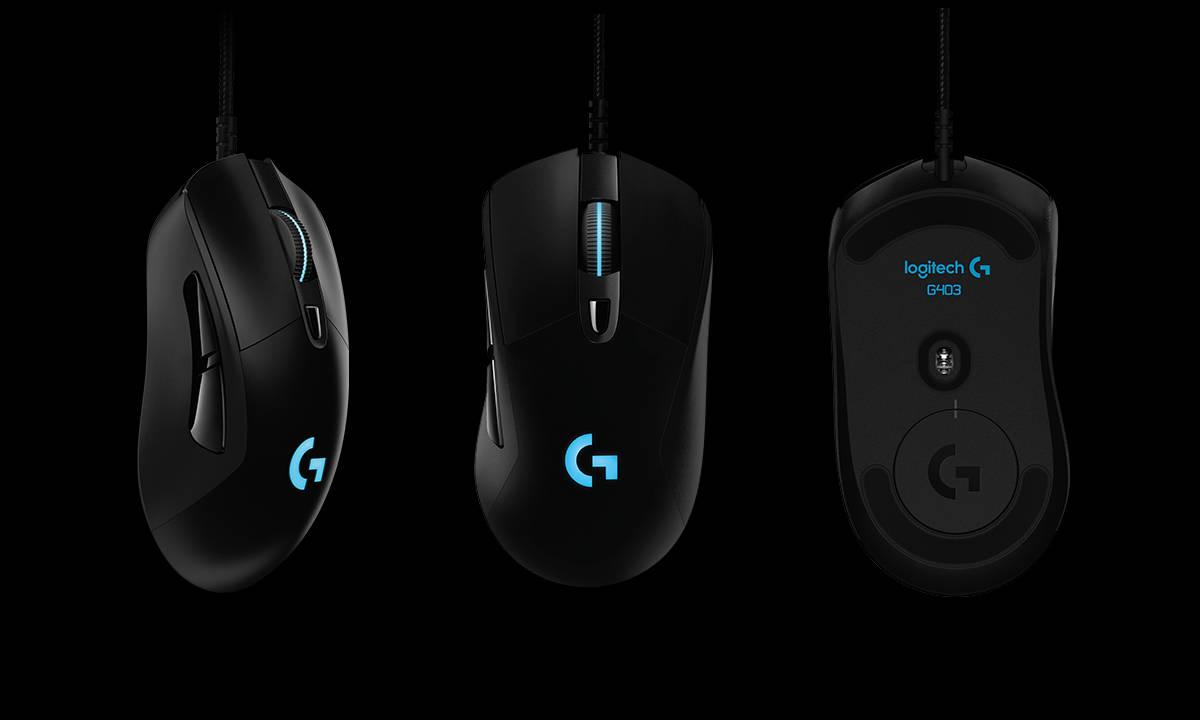 ماوس گیمینگ باسیم لاجیتک مدل G403