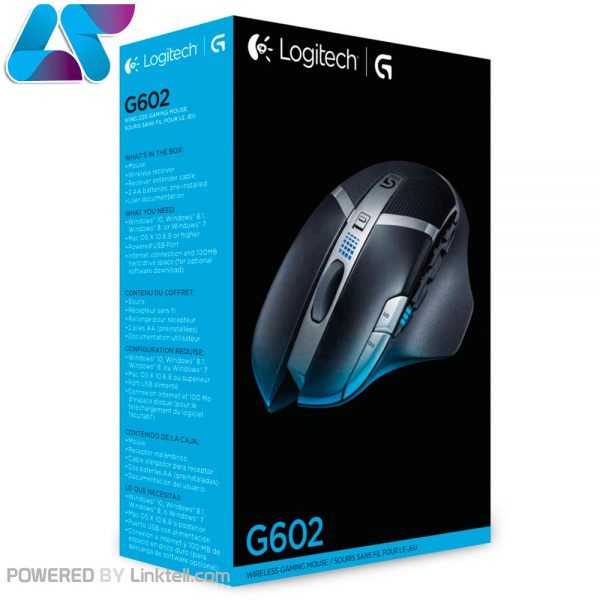 ماوس گیمینگ بی سیم لاجیتک مدل G602