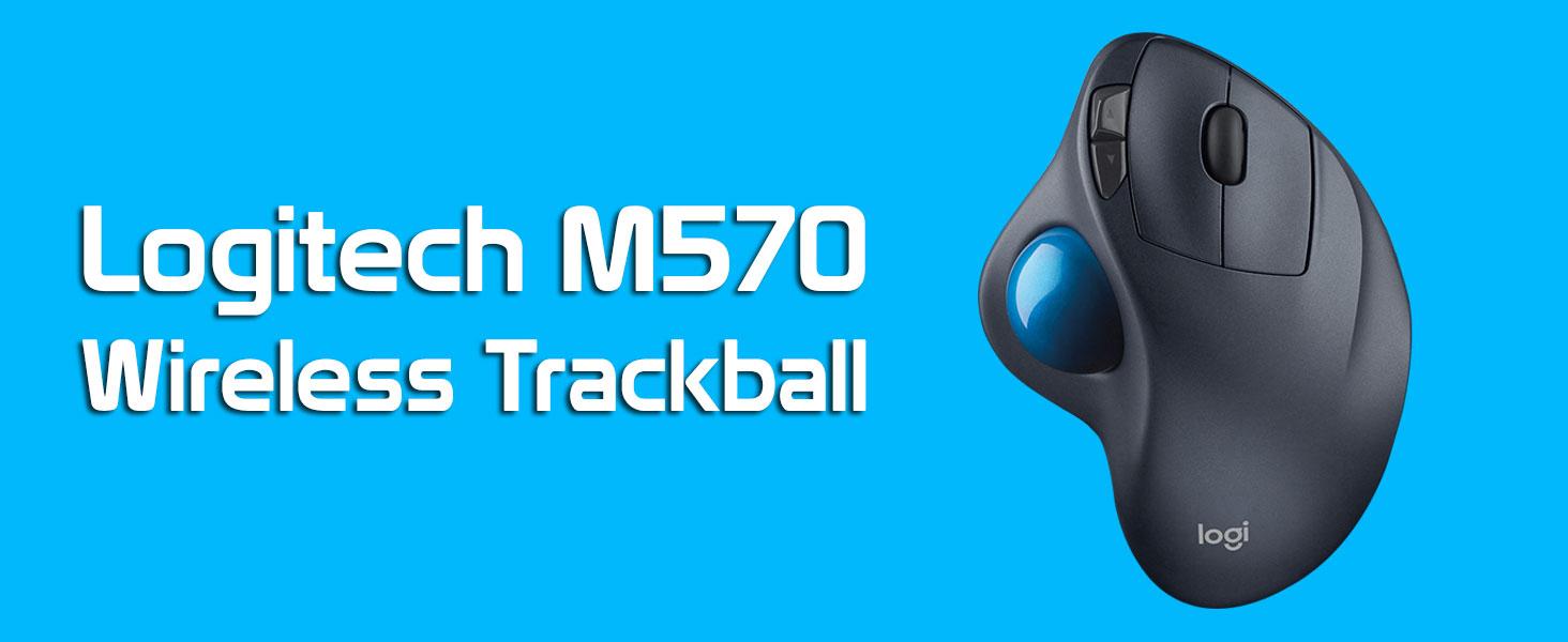 ماوس بیسیم لاجیتک مدل ترکبال M570