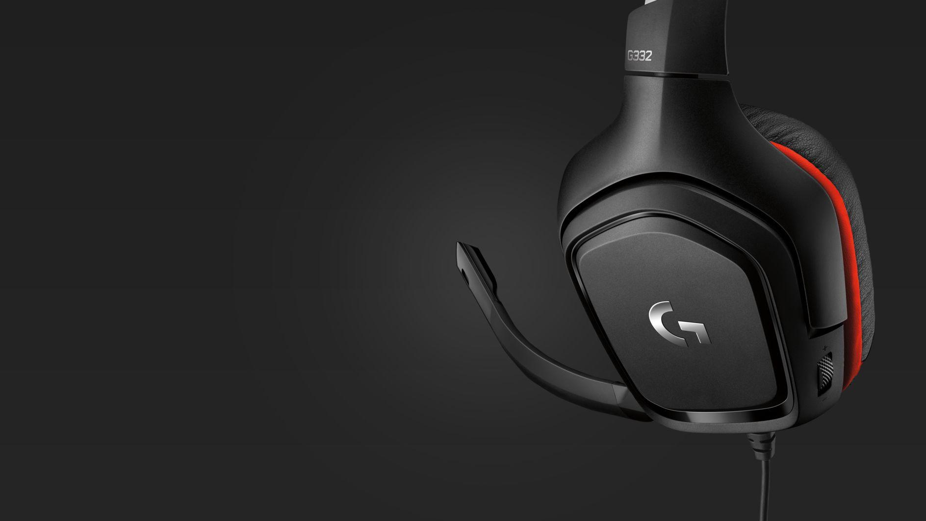 هدست گیمینگ باسیم لاجیتک مدل G332