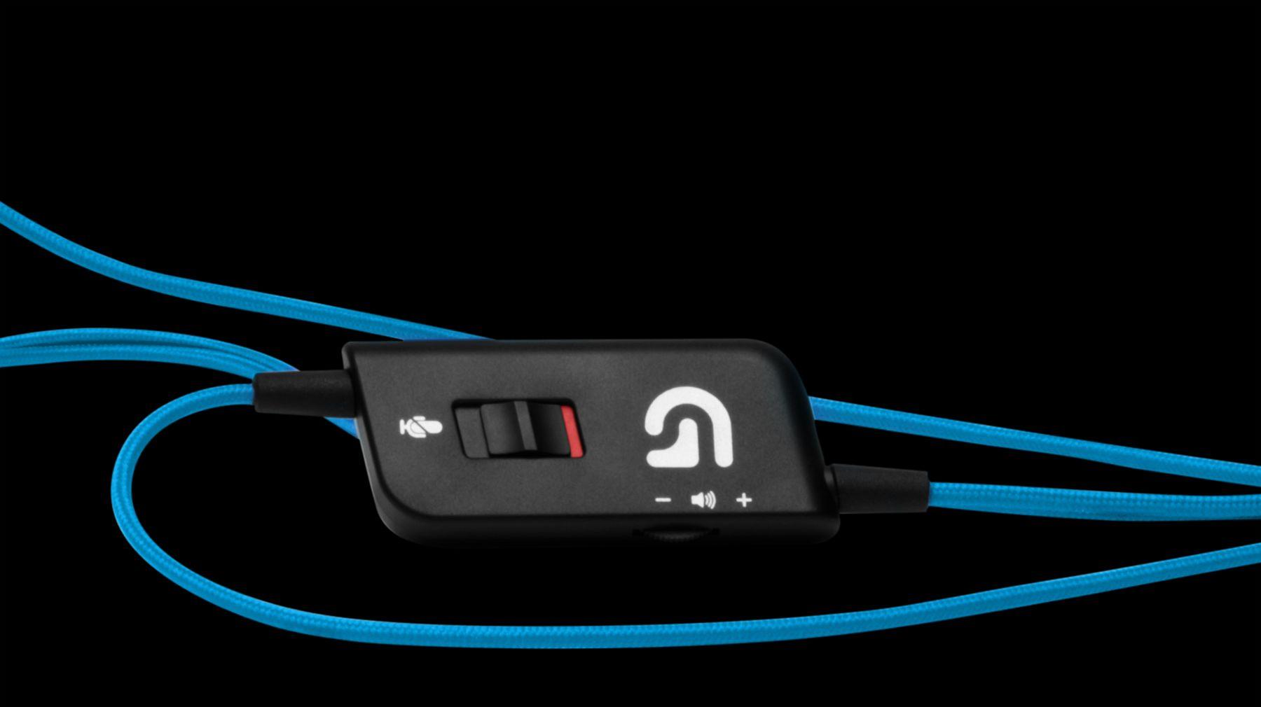 هدست گیمینگ باسیم 7.1 لاجیتک مدل G430 Surround Sound