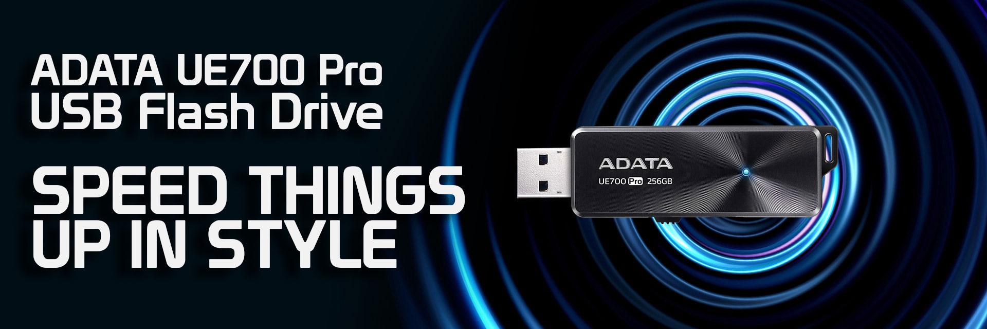 فلش مموری ای دیتا مدل UE700 Pro USB3.1