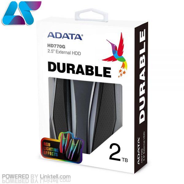 هارد اکسترنال RGB ای دیتا مدل HD770G
