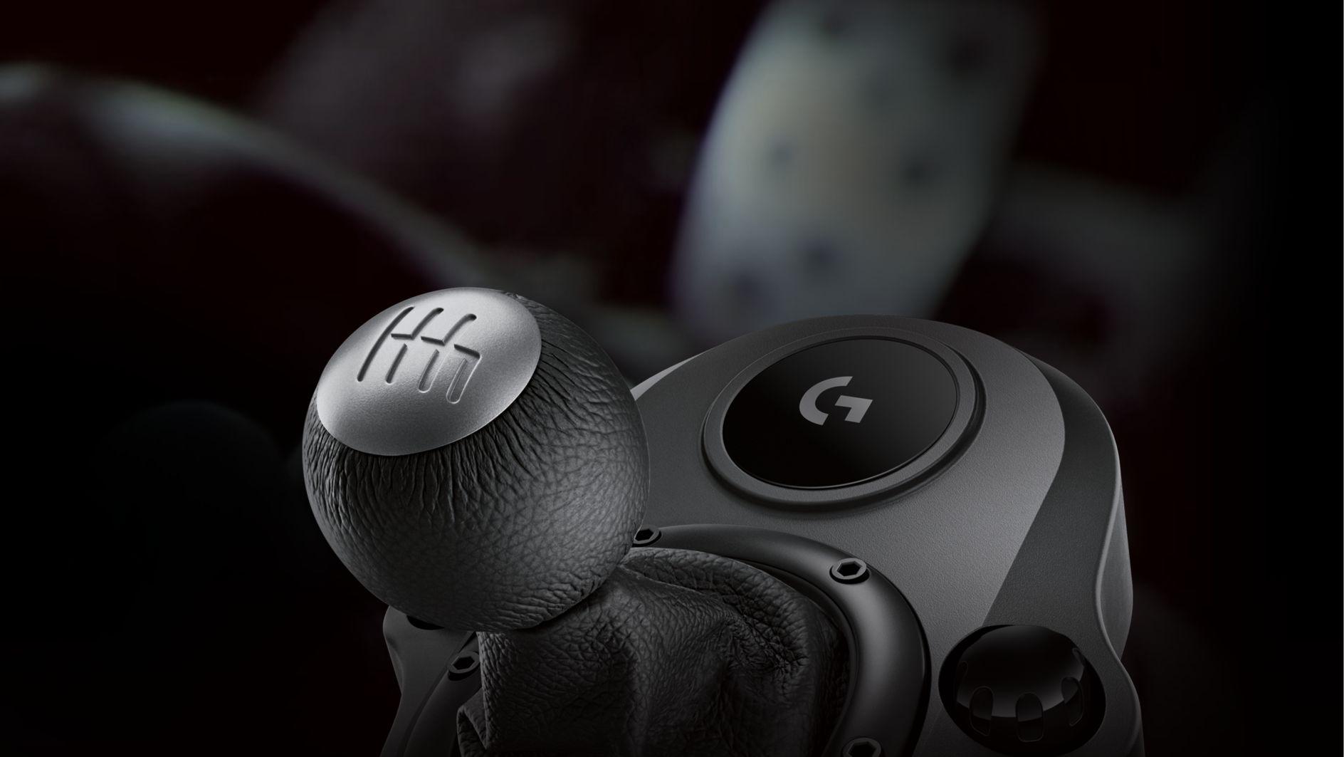 فرمان بازی لاجیتک مدل G29 Driving Force