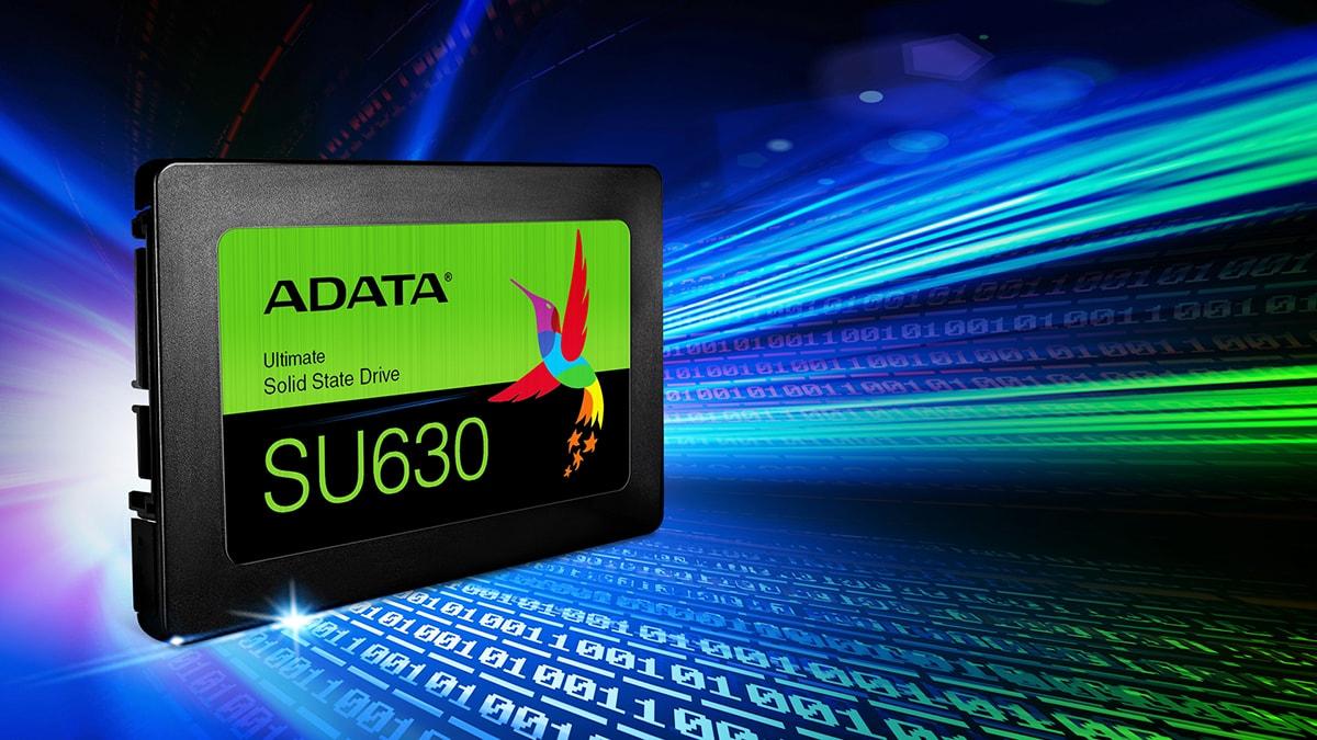 اس اس دی ای دیتا مدل SU630