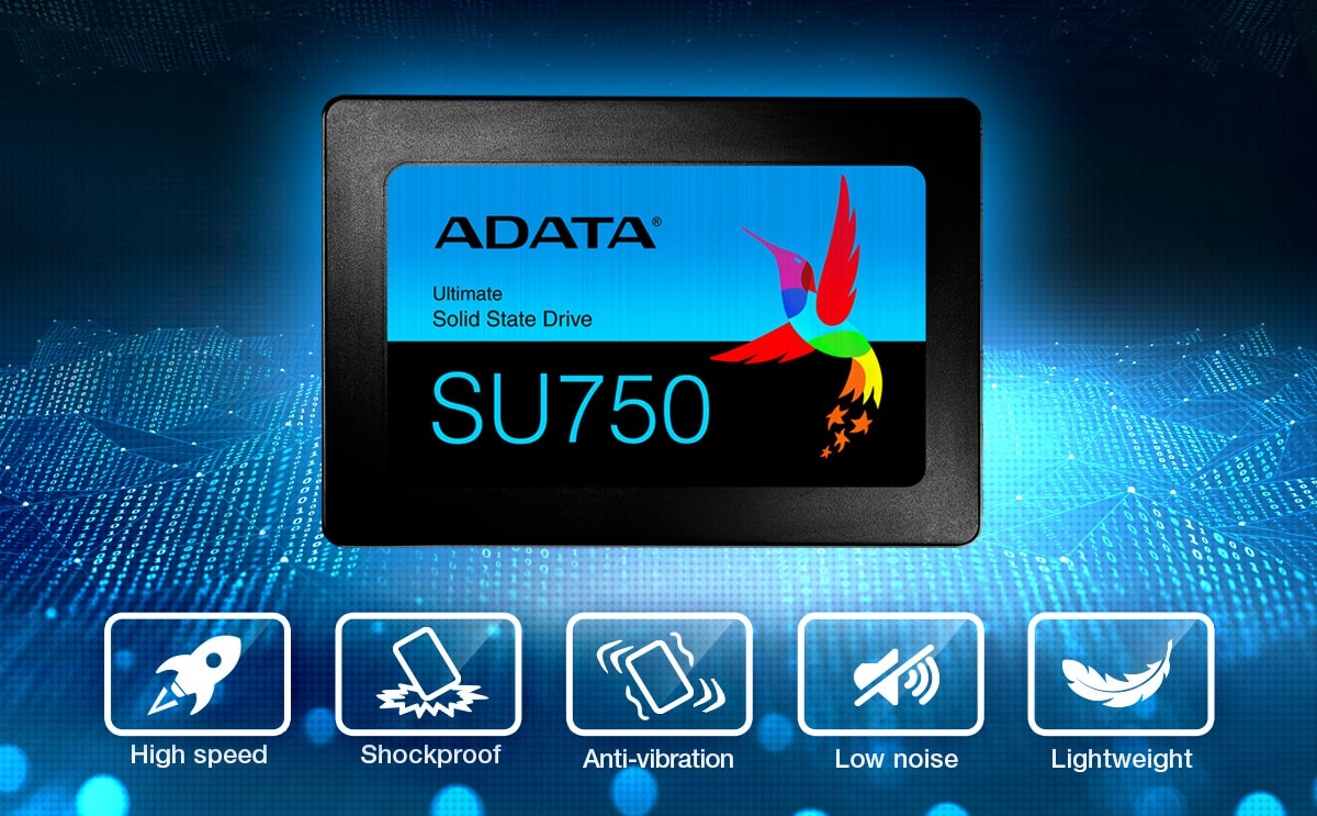 اس اس دی اینترنال ای دیتا مدل SU750