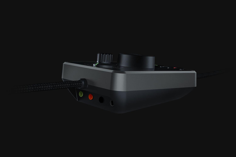 هدست گیمینگ باسیم 7.1 ریزر مدل TIAMAT V2