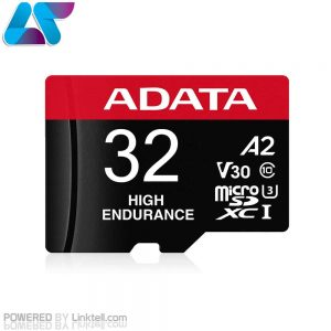 کارت حافظه ای دیتا V30 A2 microSDXC/SDHC UHS-I UHS-I U3 Class10 100MBps