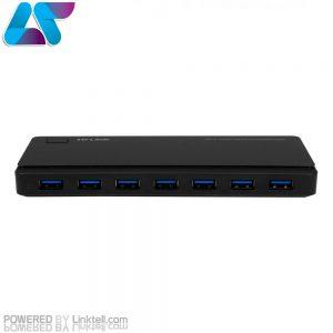 هاب USB 3.0 نه پورت تی پی لینک مدل UH720