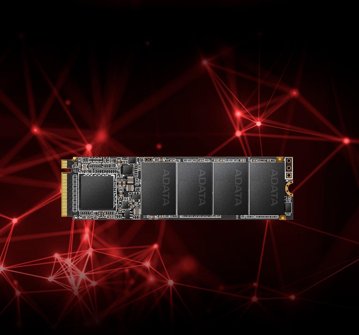 اس اس دی اینترنال ایکس پی جی مدل SX6000 Pro PCIe Gen3x4 M.2 2280