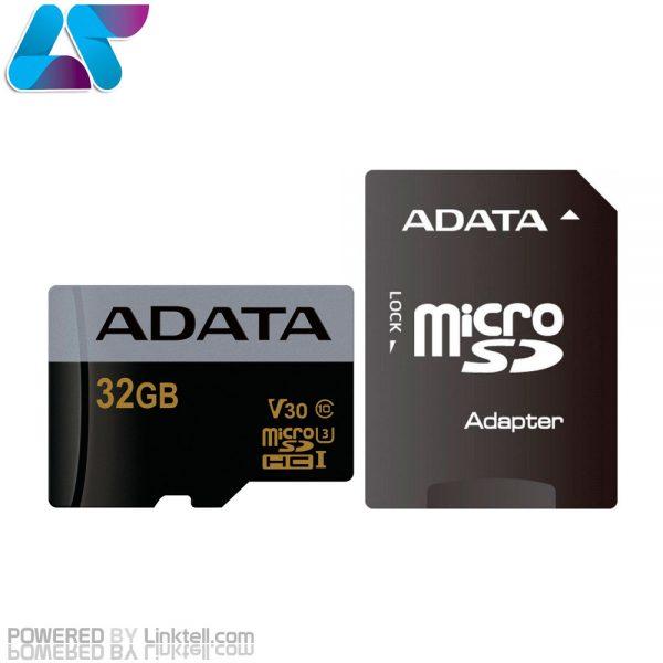 کارت حافظه ای دیتا Premier U3 Class 10(V30S) microSDXC/SDHC UHS-I R95W90