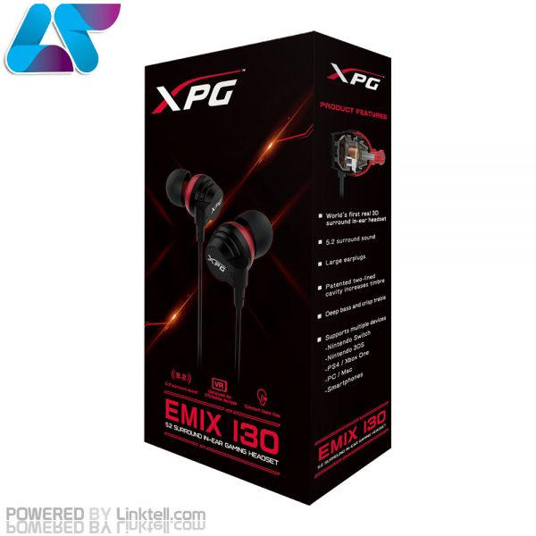 هدفون ای دیتا مدل XPG EMIX I30