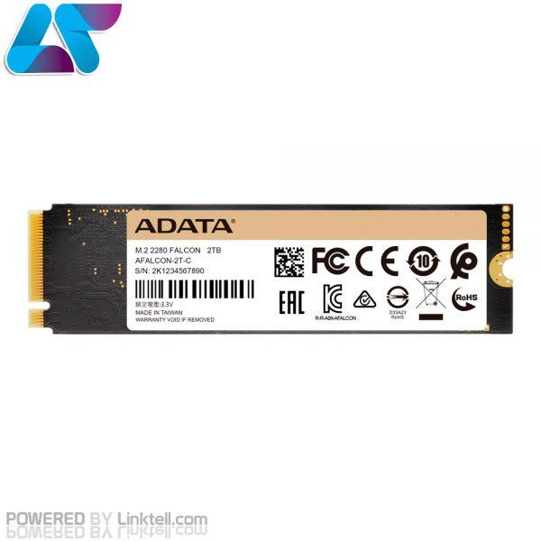اس اس دی اینترنال ای دیتا مدل FALCON PCIe Gen3x4 M.2 2280