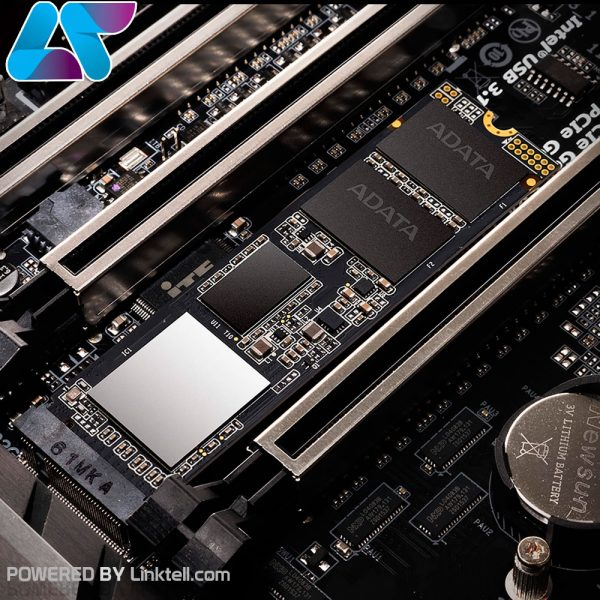 اس اس دی اینترنال ایکس پی جی مدل SX8200 Pro PCIe Gen3x4 M.2 2280