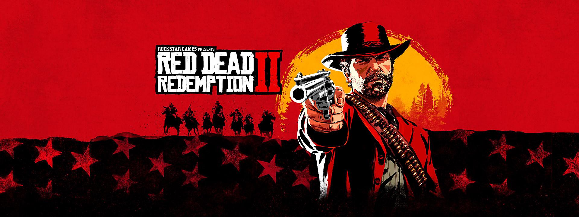 بازی Red Dead Redemption 2 مخصوص PS4