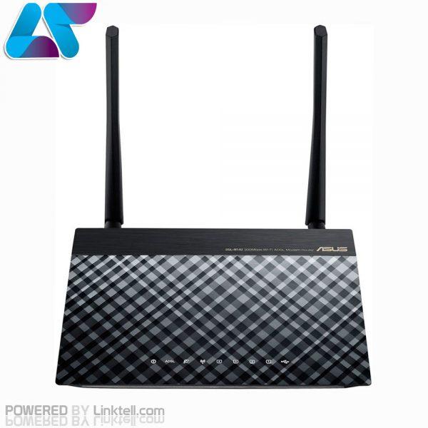 مودم روتر بی سیم N300 ایسوس سری +ADSL2 مدل DSL-N14U