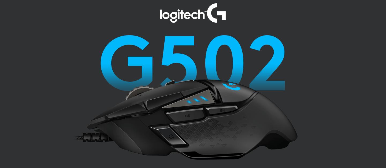 ماوس گیمینگ باسیم لاجیتک مدل G502
