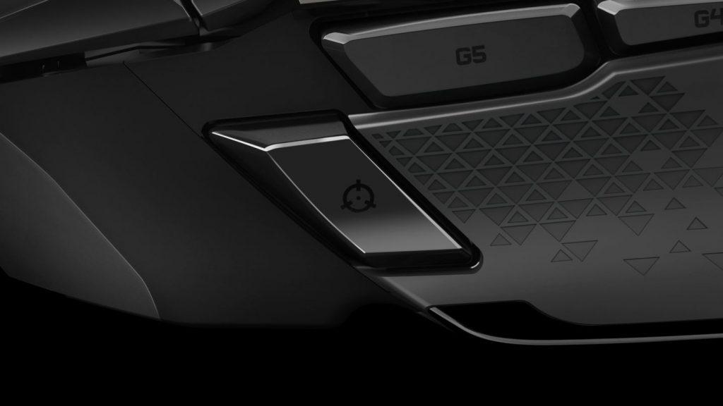 کلید لاجیتک G502