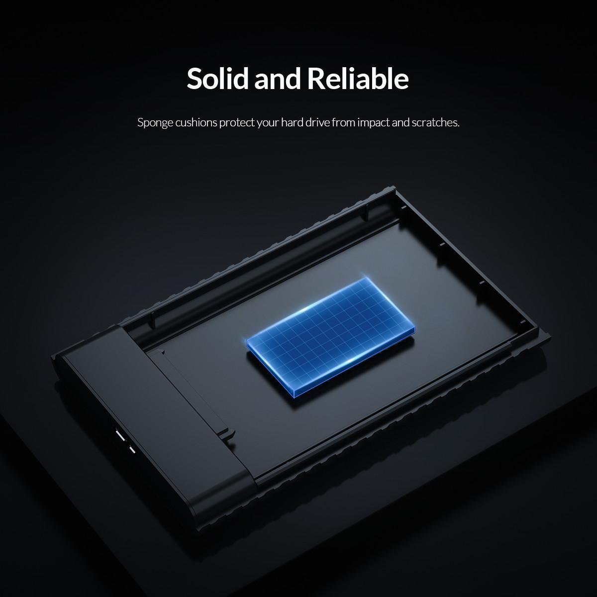 باکس SSD و هارد 2.5 اینچی USB 3.0 اوریکو مدل 2521U3